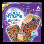 Good Humor Birthday Cake Ice Cream Bar