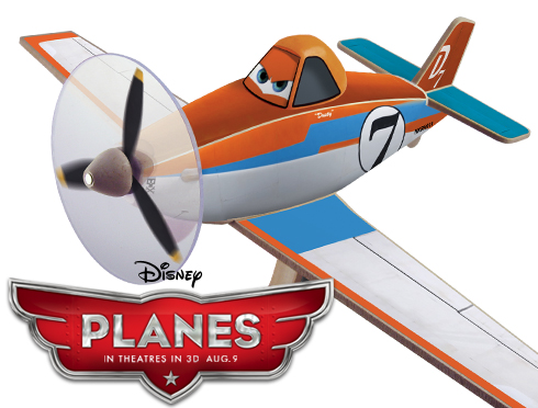 Free Lowe's Build & Grow Clinic: Dusty from Planes