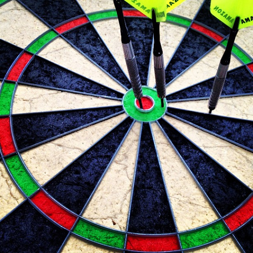 Revisiting Goals: Sometimes It's Hard to Hit the Target