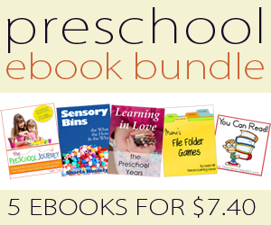 5 Preschool Learning E-books for $7.40