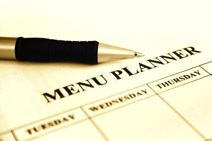 Menu Planning Tips for Busy Families