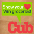 Win $4,500 in Groceries from Cub