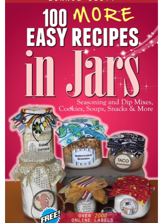 Free Book: 100 More Easy Recipes in Jars