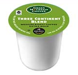 Free sample of Green Mountain Coffee K-Cups
