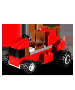 Free LEGO Mini Build: LEGO Tractor