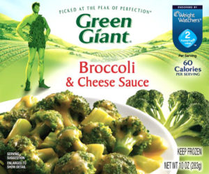 Green Giant Broccoli & Cheese Sauce