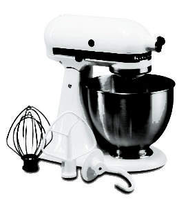 What to Do with a Kitchen Aid Stand Mixer