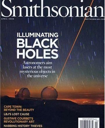 Get One Year of Smithsonian Magazine for $8.99