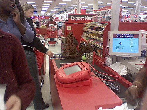 Attention Target Shoppers: Watch Your Statements