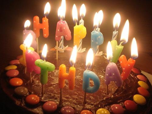 Celebrating a Birthday with Freebies & Frugality