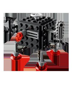 Free LEGO Mini Build: LEGO Micro Manager