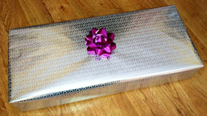Cheap Trick: Buy Versatile Gift Wrap