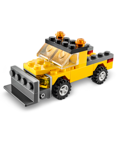 Free LEGO Mini Build: LEGO Snowplow