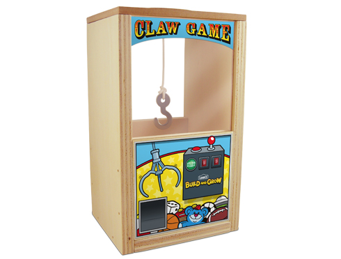 Free Lowe's Build & Grow Clinic: Claw Game