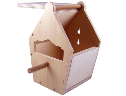 Free Lowe's Build & Grow Clinic: Birdhouse