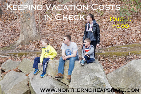 Keeping Vacation Costs in Check: Food