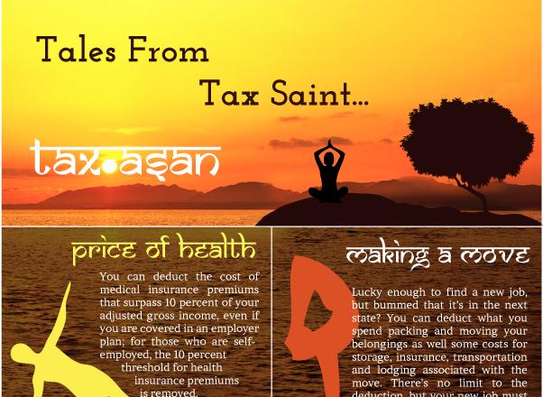 Tales from a Tax Saint: Don't Miss Deductions