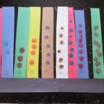 Five Spring Dot Marker Art Projects: Math Craft Project