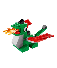 Free LEGO Mini Build: LEGO Dragon