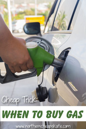 Cheap Trick: When to Buy Gas