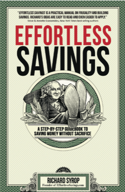 Review: Effortless Savings by Richard Syrop