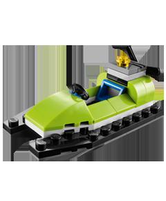 Free LEGO Mini Build: LEGO Jet Ski