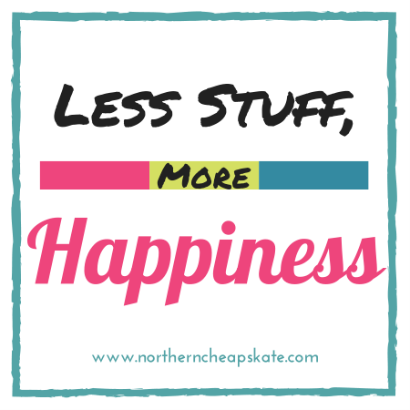Less Stuff, More Happiness