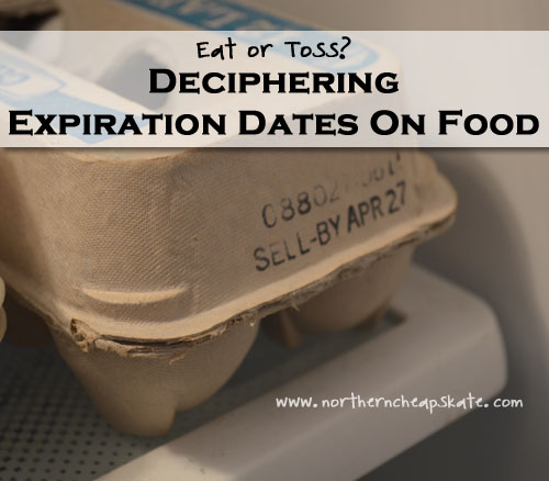 Eat or Toss? Deciphering Expiration Dates on Food