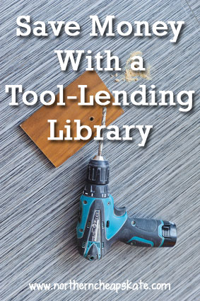 Save Money With a Tool-Lending Library