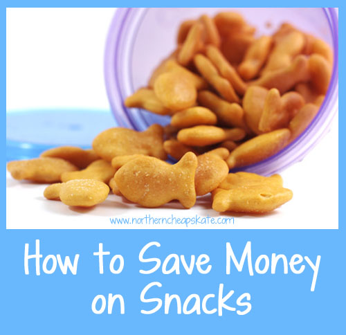 How to Save Money on Snacks