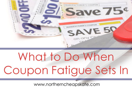 What To Do When Coupon Fatigue Sets In