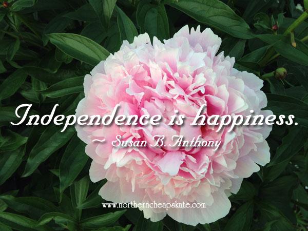 Celebrating Financial Independence