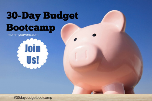 Join the 30-Day Budget Bootcamp Challenge