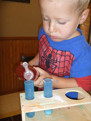 Fun Science Experiments for Preschool Kids: Bubbly Explosion
