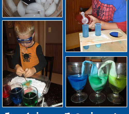 Fun Science Experiments for Preschool Kids