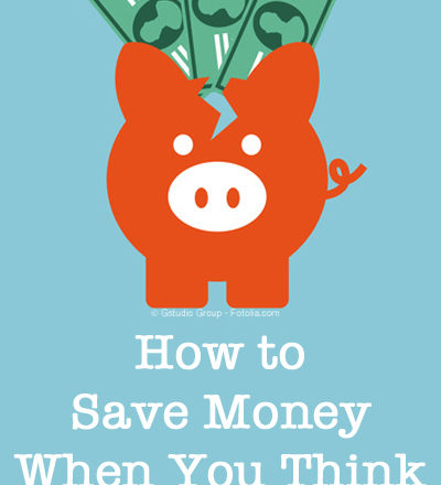 How to Save Money When You Think You Can't