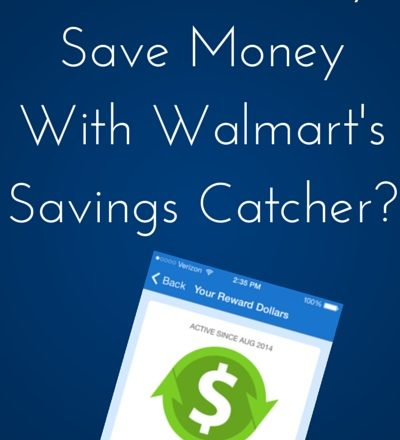 Can You Save Money With Walmart's Savings Catcher?