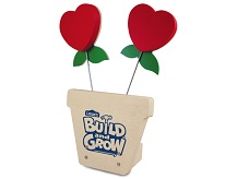 Lowe's Build and Grow Clinic: Sweetheart Picture Frame