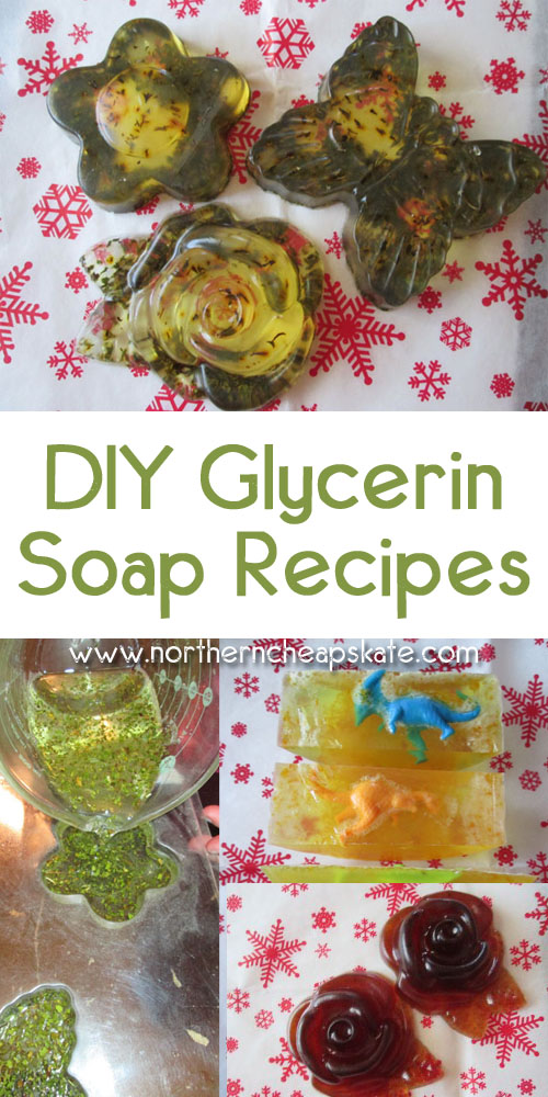 DIY Glycerin Soap Recipes