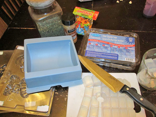 Glycerin Soap Supplies