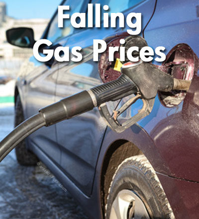 How to Handle Falling Gas Prices