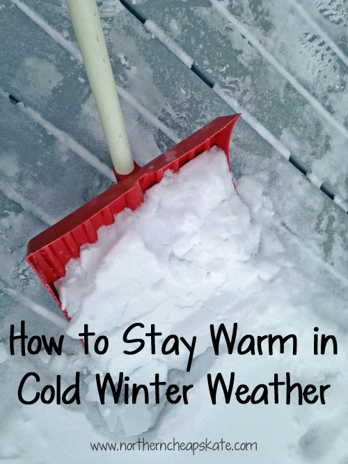 How to Stay Warm in Cold Winter Weather