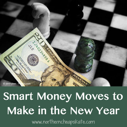 Smart Money Moves to Make in the New Year