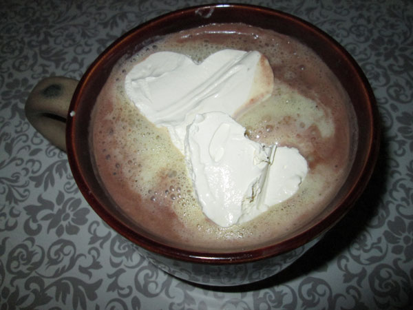 5 Simple Heart Valentine Ideas You Will Love: Cool Whip Hearts