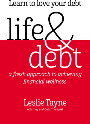 Review: Life & Debt by Leslie Tayne