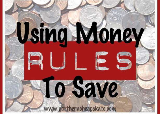 Using Money Rules to Save