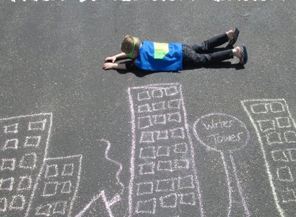 5 Fun Ways to Play with Sidewalk Chalk
