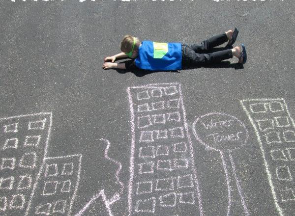 5 Fun Ways to Play with Sidewalk Chalk