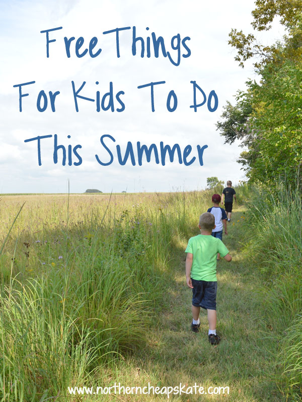 Free Things to Do With Kids This Summer