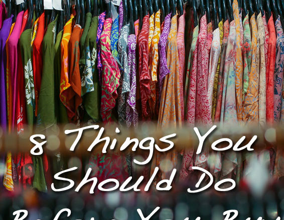 8 Things You Should Do Before You Buy New Clothes
